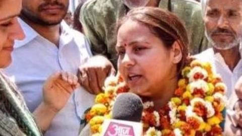 Benami deals- Misa Bharti, husband Shailesh's property attached by IT