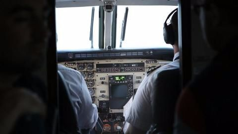 Wrongly-addressed letter lands pilots in trouble