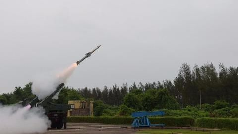 QRSAM missile to add to India's defence capabilities