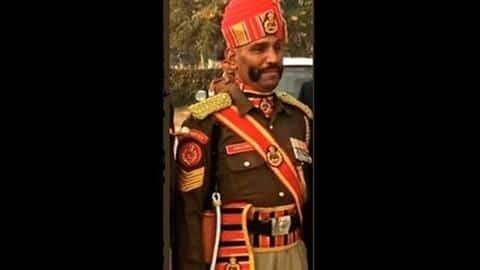 Meet 47-year-old Dara Singh, who's marched at Rajpath 18 times
