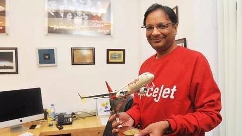 SpiceJet owner Ajay Singh to take control of NDTV
