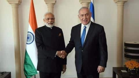 """India lures Israel with """"liberal FDI regime"""""""