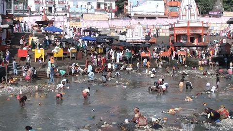 Living entity: Rs. 100cr fine, 7-year jail for hurting Ganga