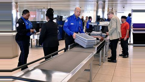 More bag checks also likely