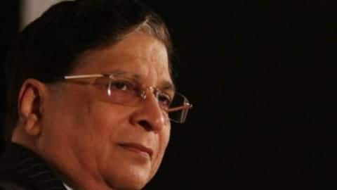 Opposition submits impeachment motion against CJI to Vice-President