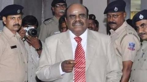 No relief for Karnan as SC refuses suspension of imprisonment