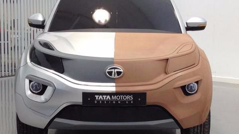 Tata's fourth passenger vehicle with IMPACT design philosophy