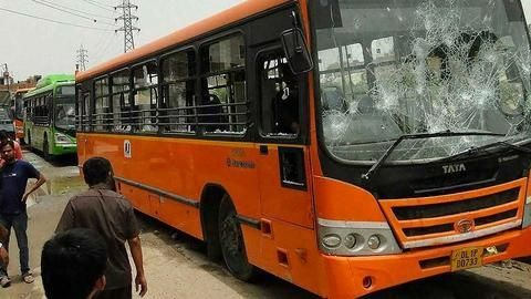 MSRTC employees launch indefinite strike for salary hike