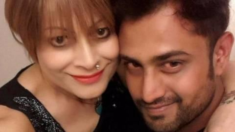 Bobby Darling accuses husband of domestic violence, unnatural sex