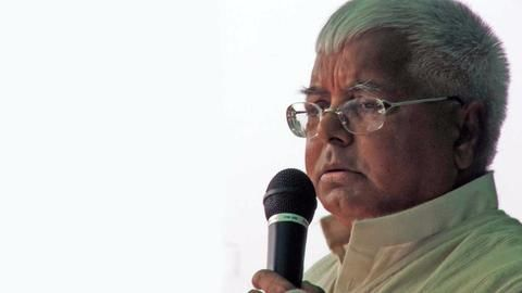 Won't be cowed down by BJP's political vendetta: Lalu Prasad