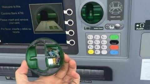 Scammers steal Rs. 9L after cloning ATM cards