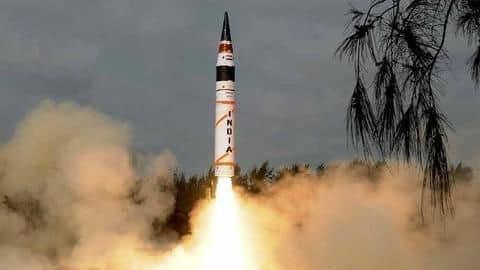 With another trial, Agni-V moves towards induction