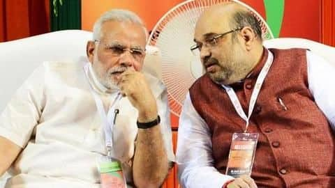 #IndiaDecidesOn18th: What's behind BJP's diminished vote-share?