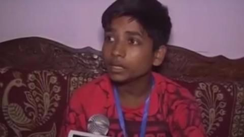 Possibly the youngest IITian