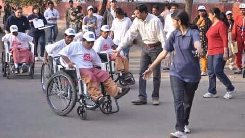 21 categories of even the severely-disabled can now become doctors
