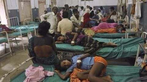Another Gorakhpur? Oxygen deficiency allegedly kills 49 children in Farrukhabad