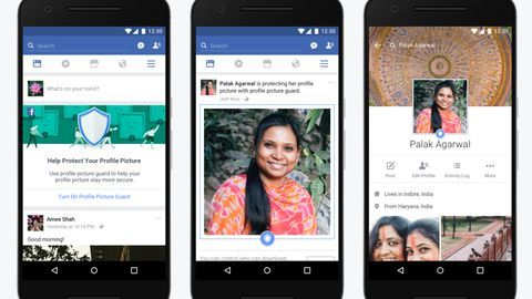 New safety features on Facebook India
