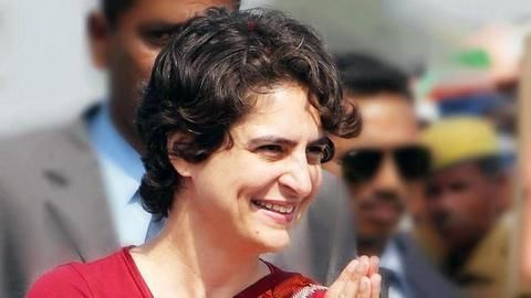 Priyanka Gandhi is suffering from dengue