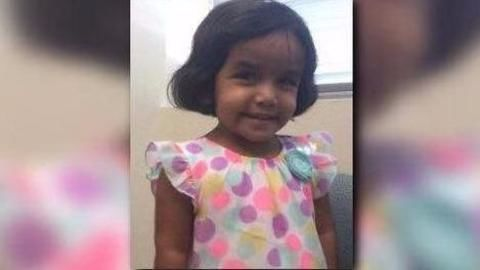Police confirms 3-year-old Sherin Mathews dead, father changes story