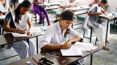 Bihar Class X results: Only half the students pass