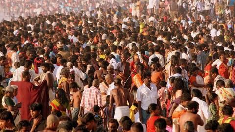 'Mission Parivar Vikas' to control India's booming population