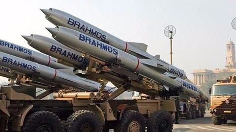 BrahMos: Indian Navy can now hit land targets from sea