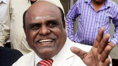 Justice Karnan's journey in judiciary ends
