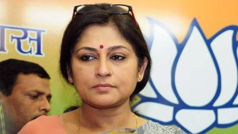 Rupa Ganguly, others arrested while trying to visit violence-hit Basirhat