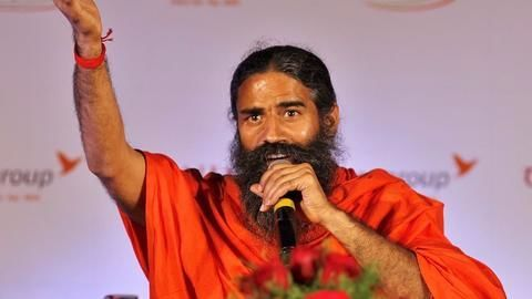'Godman to Tycoon': Book on Baba Ramdev in legal trouble