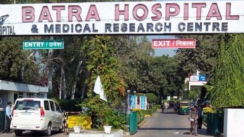 Raids were conducted, hospital staff being questioned