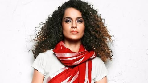 Kangana Ranaut in troubled waters