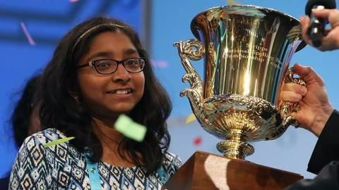 CNN anchor makes fun of Indian-American spell bee winner