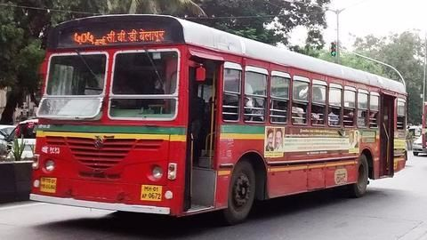 'Yellow' BEST buses in Mumbai, and other updates