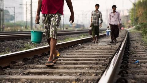 Open defecation hitting tourism sector