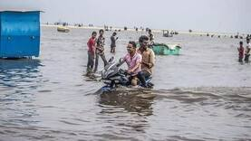 Chennai rain: City reels under severe waterlogging, showers to continue