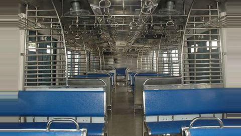 What has the Railways planned for the new trains?