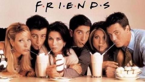 'F.R.I.E.N.D.S': The one with the book!