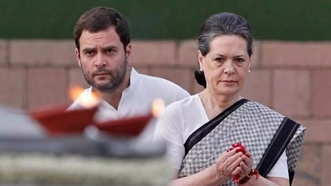 'Ma's much better', tweets Rahul a day after Sonia's hospitalization