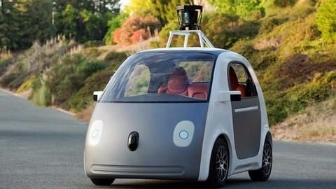 Driverless cars to be tested on UK roads in 2019