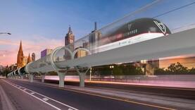 Mumbai-Pune journey through the hyperloop? Might be possible soon!