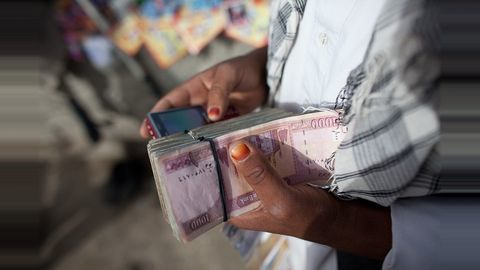 The beginning of the end of the Rs. 2,000 note?