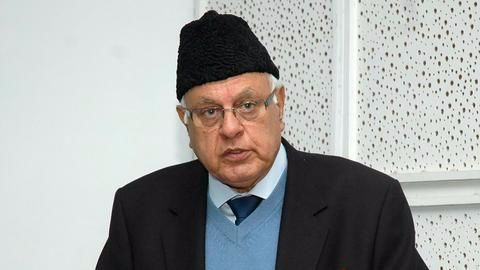 Srinagar by-polls: Farooq Abdullah wins by over 9000 votes