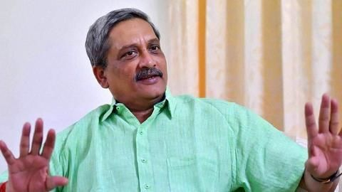 Good food to soldiers not always possible: Parrikar