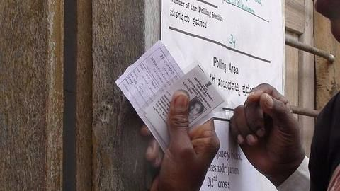 'Suspicious' candidates in UP elections