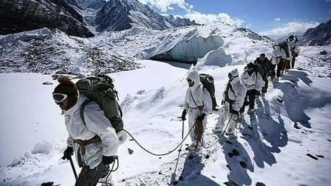 Army personnel at Siachen to get special clothing,equipment