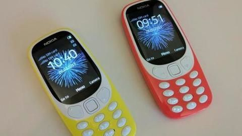 Nokia 3310 to return in new-avatar, available for Rs. 3310