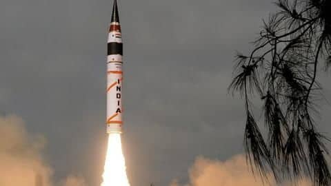 #DefenseDiaries: India successfully test-fires indigenous nuclear-capable missile Agni-I
