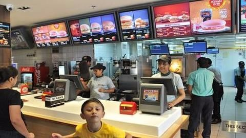 McDonald's to shut shop in north and east