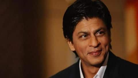 New promo ahead of SRK's TED Talks launch