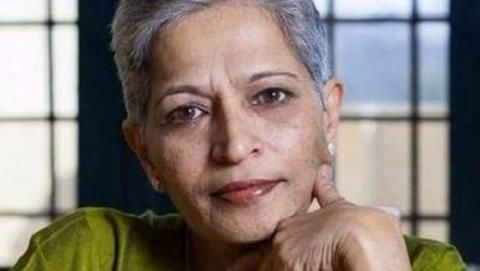 Five Sanatan Sanstha men linked to Gauri Lankesh murder